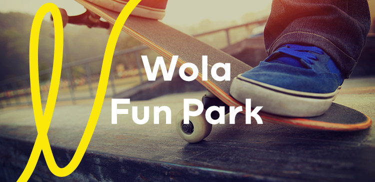 Nowy layout - Wola Fun Park